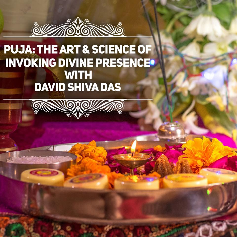 Gayatri Puja Workshop with David Shiva Das